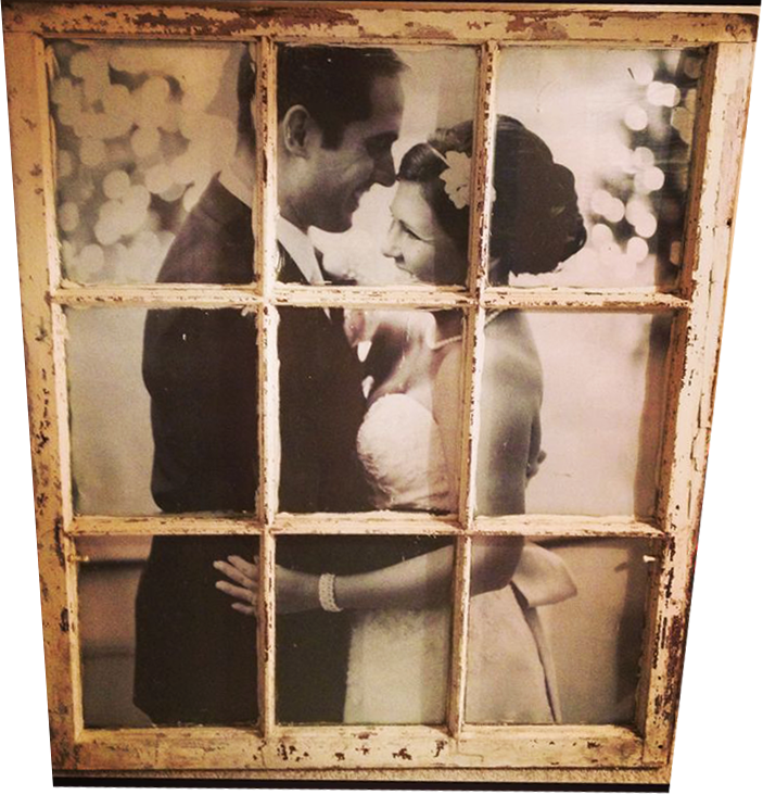 Window Picture Frame